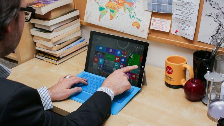 Surface Pro 4 bị lỗi chớp màn hình vì quá nhiệt