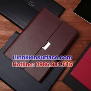 Bao da Taikesen Leather cho Surface Pro 4-S017